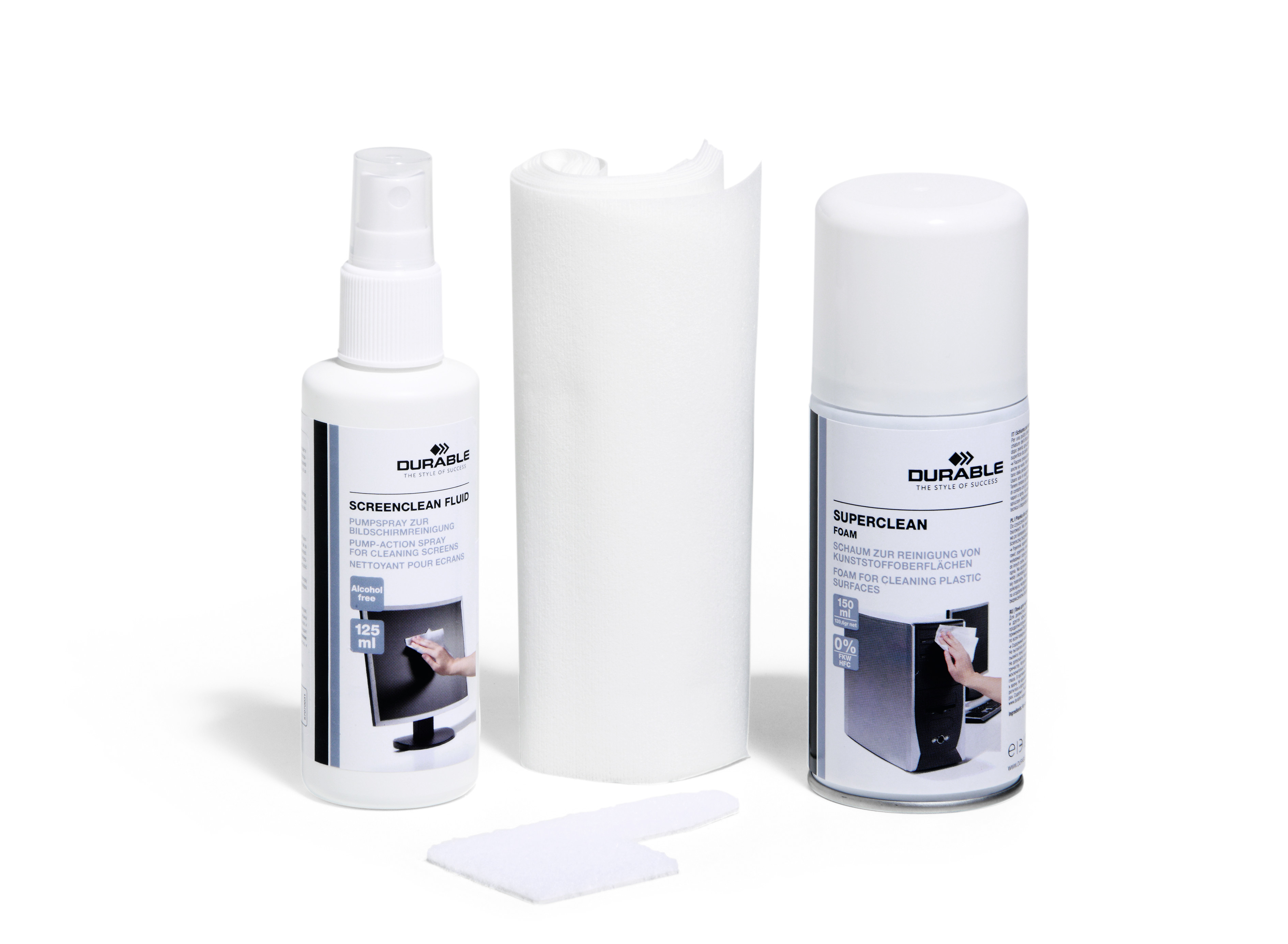 DURABLE PC Cleaning Kit 6 SET Z583499